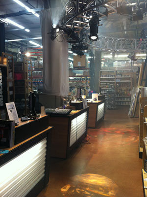 PNTA's Seattle Retail Store
